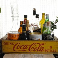 A Coca-Cola Crate and the Treasures I Keep In It | foxeslovelemons.com