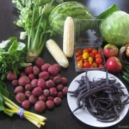 Make the Most of Your CSA or Farmer's Market Bounty - Are you participating in a CSA this summer? Here's how to make the most of your fresh produce bounty (also helpful for people who shop at farmer's markets).