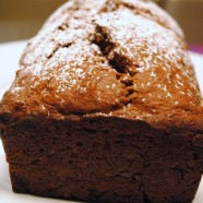 "Chocolate-Banana Bread from Tyler Florence's ""Tyler's Ultimate"" cookbook."