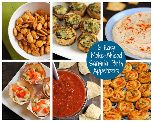 Finger Food For Birthday Parties