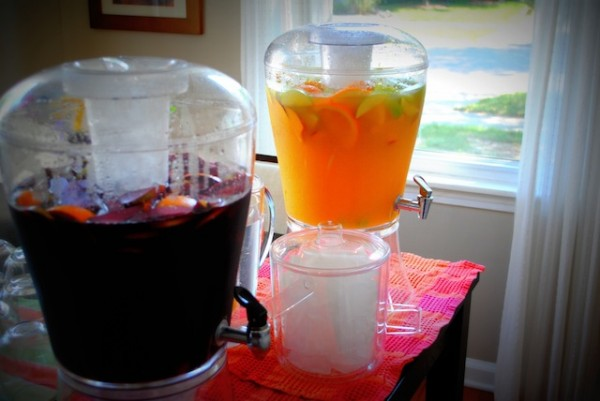 How To Host A Sangria Party - An Easy Guide to Planning & Setup   foxeslovelemons.com