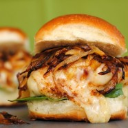 French Onion Chicken Sandwiches2