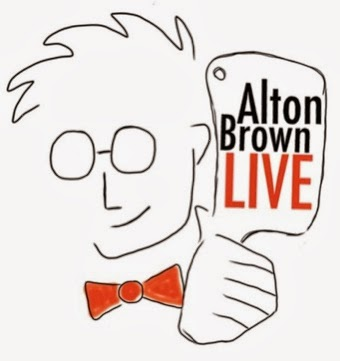 Alton Brown Interview | foxeslovelemons.com