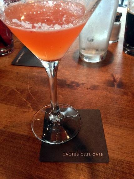 Cactus Club Cafe Vancouver | foxeslovelemons.com