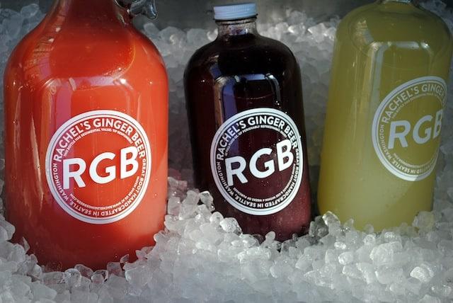 Rachel's Ginger Beer Seattle | foxeslovelemons.com