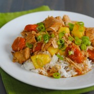Crock Pot Teriyaki Turkey - Have some leftover turkey that you'd like to transform with completely non-Thanksgiving flavors? Throw it in your slow cooker with some pineapple, ginger and teriyaki sauce. Make a quick batch of rice, and a turkey dinner with Asian flair is served!