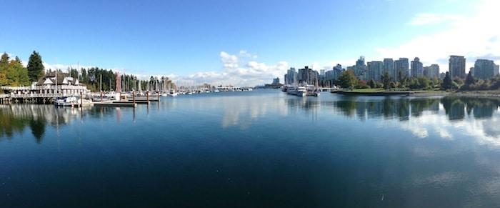 Vancouver Skyline | foxeslovelemons.com