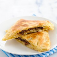 Chipotle Steak Grown-Up Hot Pockets - Make now, freeze for workday lunches later!