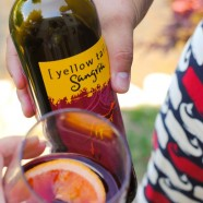 Yellow Tail Sangria | foxeslovelemons.com