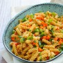 Buffalo Ranch Pasta Salad #SundaySupper