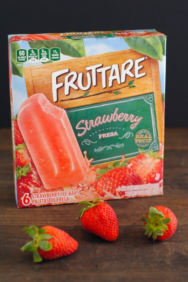 Fruttare Frozen Fruit Bars | foxeslovelemons.com