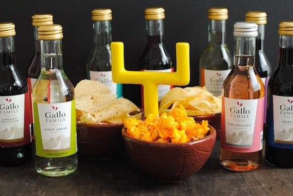 Gallo Mini Bottles | foxeslovelemons.com