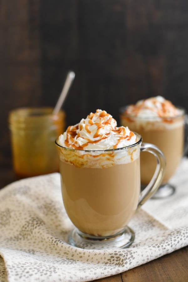 Caramel Brulee Coffee - Make a coffeehouse-style drink at home in just ...