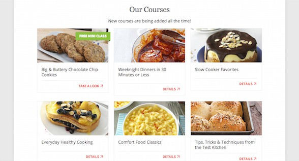 Taste of Home Online Cooking School | foxelovelemons.com
